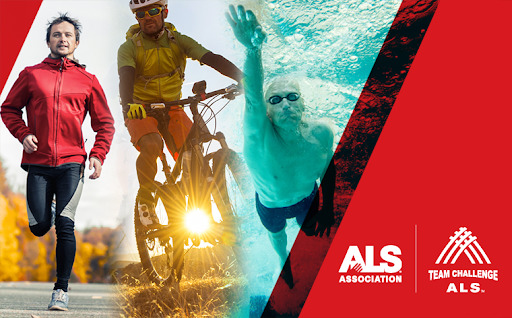 Push Your Limits. Fight ALS